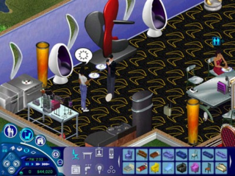 the sims livin large manual