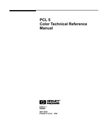 synchrotact 5 technical reference manual