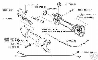 manual for husqvarna weed trimmer