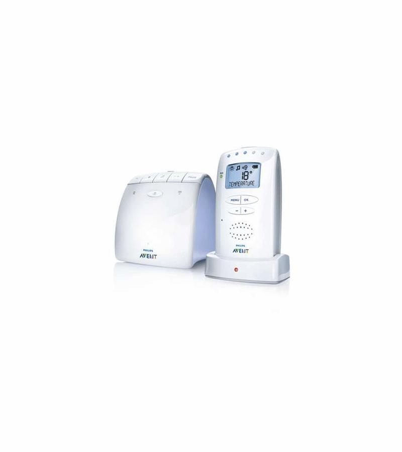 avent philips baby monitor manual