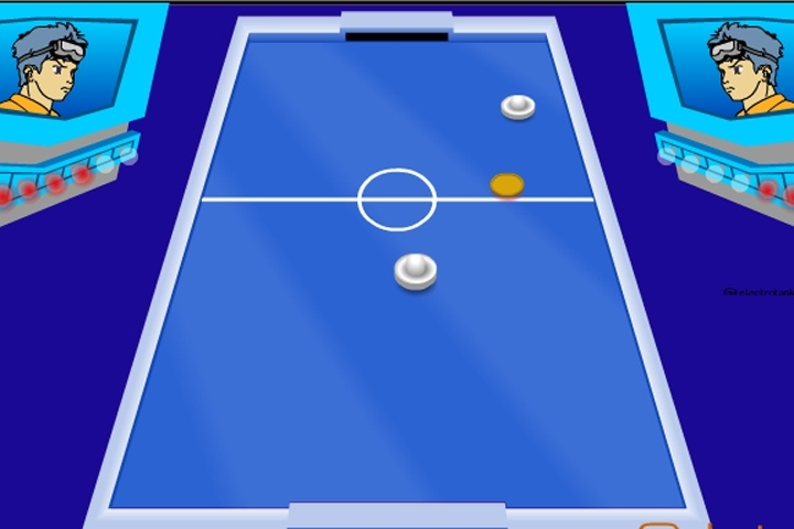 cooper top action air hockey table manual
