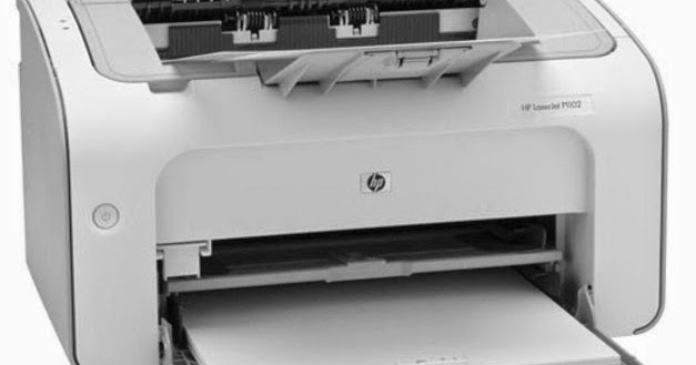 hp laser jet p1102w manual and driver