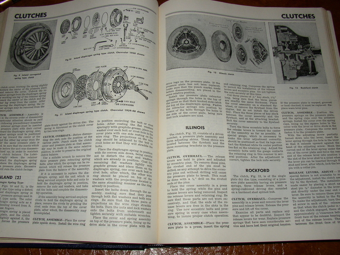 manual for 1940 general engine made by